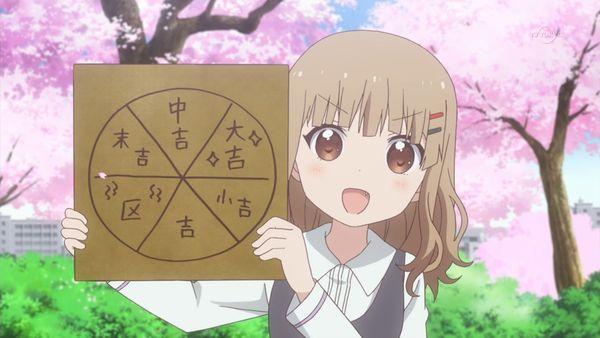 『ゆるゆり さん☆ハイ!』第12話「満開桜に浪漫の嵐」【アニメ感想】_22870