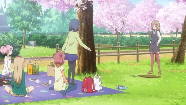 『ゆるゆり さん☆ハイ!』第12話「満開桜に浪漫の嵐」【アニメ感想】_22873