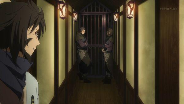 『うたわれるもの 偽りの仮面』第8話「帝都捕物帳」【アニメ感想】_23581