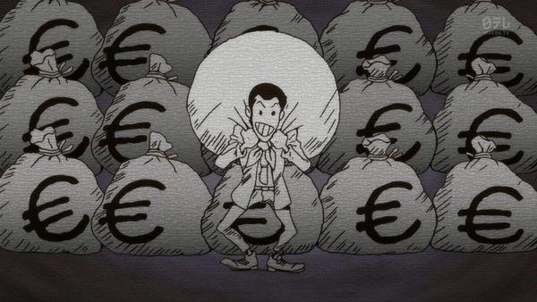 『ルパン三世 2015(新シリーズ)』第13話「ルパン三世の最期」【アニメ感想】_24022