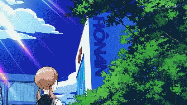 『POSA』第1話「ON YOUR MARK 運命のはじまり」【アニメ感想】_24509