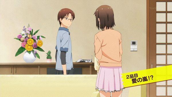 『WORKING!!!』第2話「愛の嵐!?」【アニメ感想】_25476
