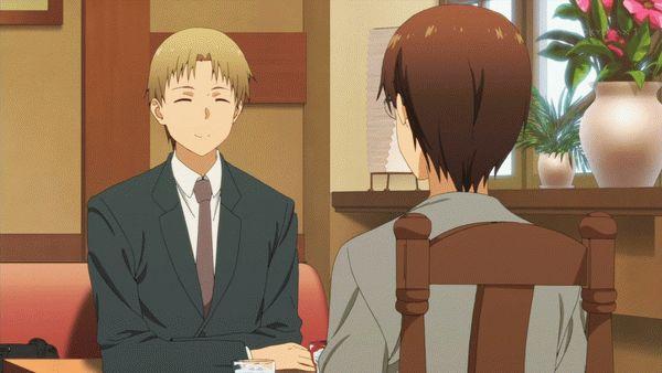 『WORKING!!!』第2話「愛の嵐!?」【アニメ感想】_25496