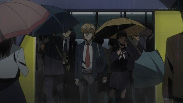 『ディバインゲート』第1話「止まない雨」【アニメ感想】_26194