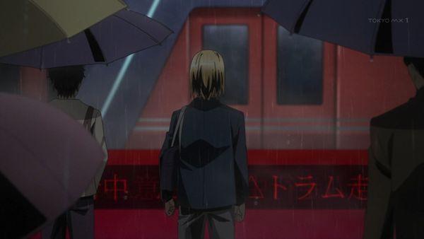 『ディバインゲート』第1話「止まない雨」【アニメ感想】_26195