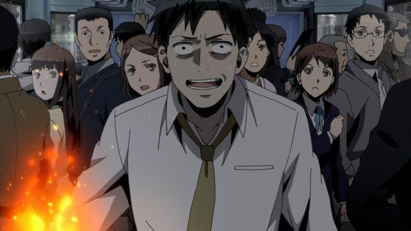 『ディバインゲート』第1話「止まない雨」【アニメ感想】_26200