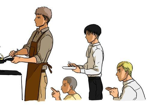 [進撃の巨人]いろいろな漫画家さんが描いた進撃の巨人_2663