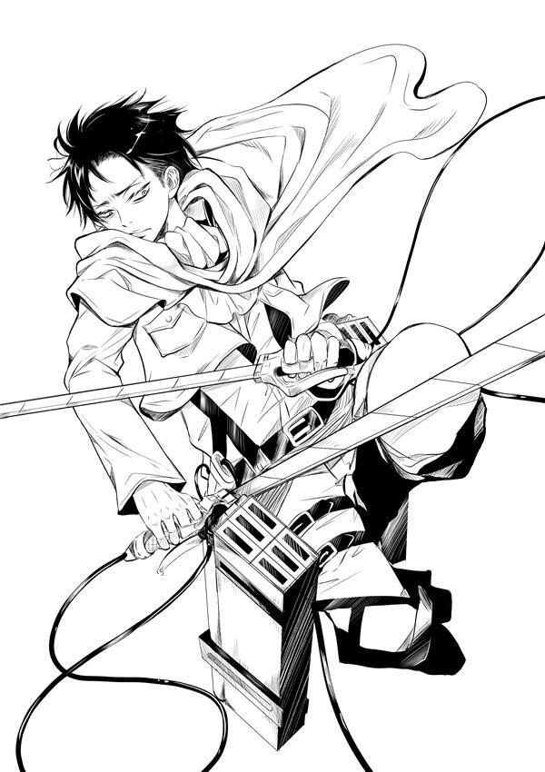 [進撃の巨人]いろいろな漫画家さんが描いた進撃の巨人_2665