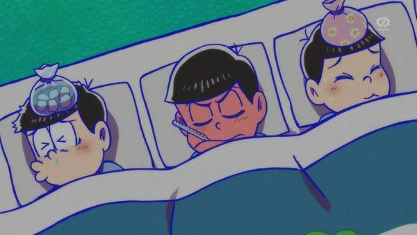 『おそ松さん』第14話Aパート「風邪ひいた」【アニメ感想】_27712