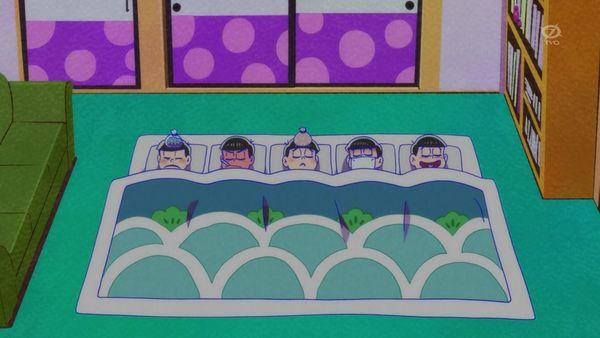 『おそ松さん』第14話Aパート「風邪ひいた」【アニメ感想】_27713