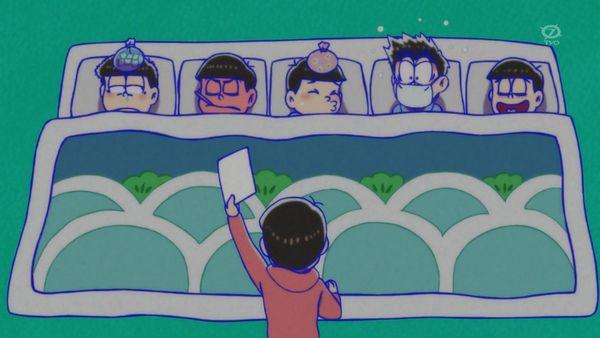 『おそ松さん』第14話Aパート「風邪ひいた」【アニメ感想】_27716