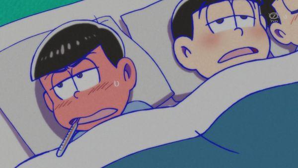『おそ松さん』第14話Aパート「風邪ひいた」【アニメ感想】_27723