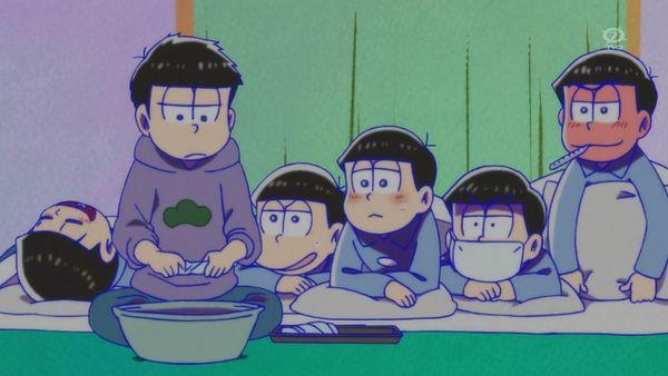 『おそ松さん』第14話Aパート「風邪ひいた」【アニメ感想】_27728