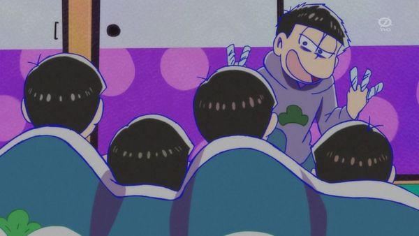 『おそ松さん』第14話Aパート「風邪ひいた」【アニメ感想】_27729