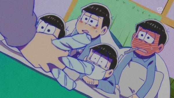 『おそ松さん』第14話Aパート「風邪ひいた」【アニメ感想】_27730