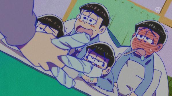 『おそ松さん』第14話Aパート「風邪ひいた」【アニメ感想】_27731