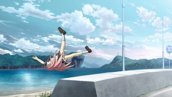 『蒼の彼方のフォーリズム』第1話「飛んでます、飛んでますよっ!」【アニメ感想】_27911
