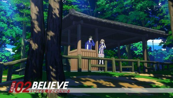 『POSA』第2話「BELIEVE いつでも俺はここにいる」【アニメ感想】_28033