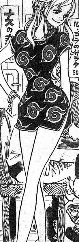 [ONE PIECE]尾田栄一郎がNARUTOの連載終了扉絵で祝福_2819