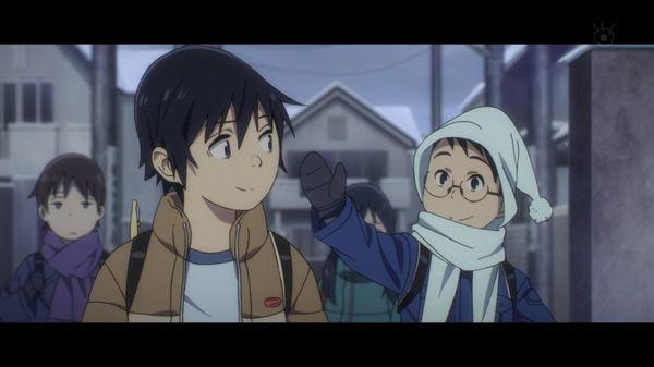 『僕だけがいない街』第2話「掌」【アニメ感想】_28693
