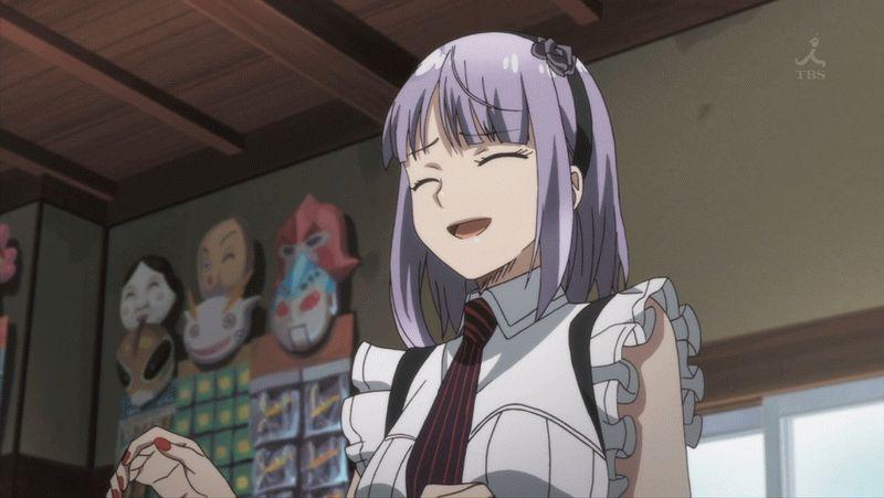 『だがしかし』第2話「きなこ棒と生いきビールと…」【アニメ感想】_28808