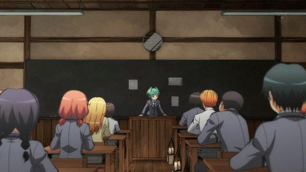 『暗殺教室』2期 第2話「カエデの時間」【アニメ感想】_29147