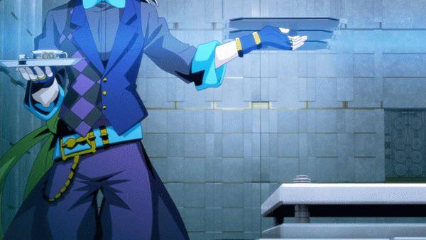 『ディバインゲート』第2話「消せない炎」【アニメ感想】_29264