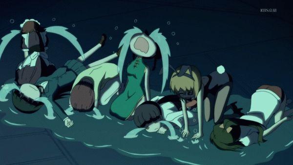 『紅殻のパンドラ』第2話「大深度地下-ジオフロント-」【アニメ感想】_29690