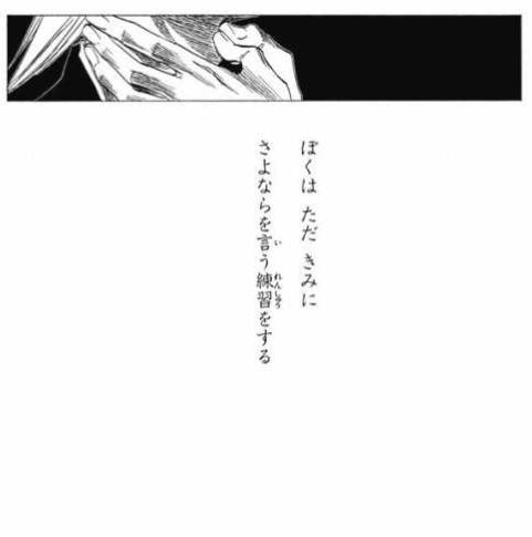 【BLEACH】巻頭ポエムまとめ_3090
