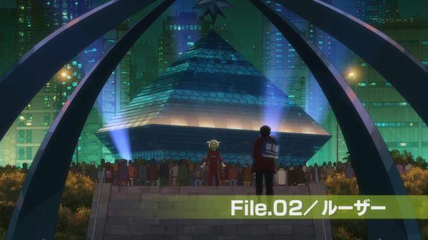 『ディメンションW』第2話「ルーザー」【アニメ感想】_30905