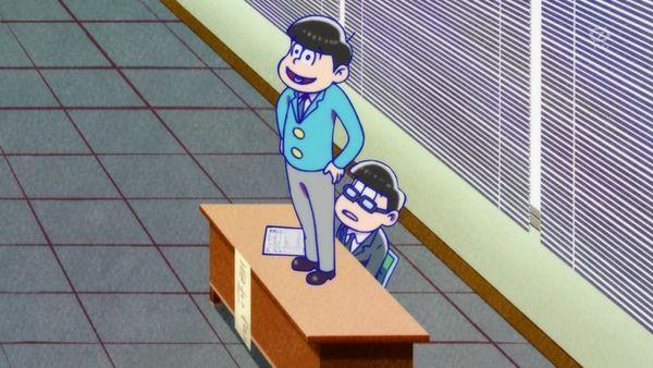 『おそ松さん』第15話Aパート「面接」【アニメ感想】_31008