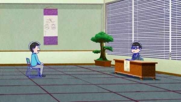 『おそ松さん』第15話Aパート「面接」【アニメ感想】_31011