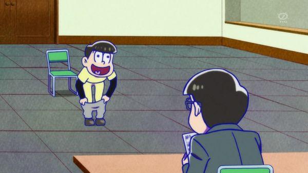 『おそ松さん』第15話Aパート「面接」【アニメ感想】_31024