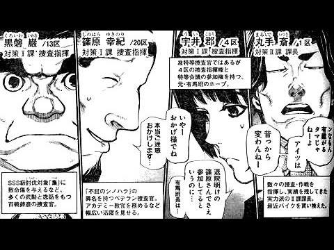 【東京喰種】あらすじ、作品の設定まとめ_3121