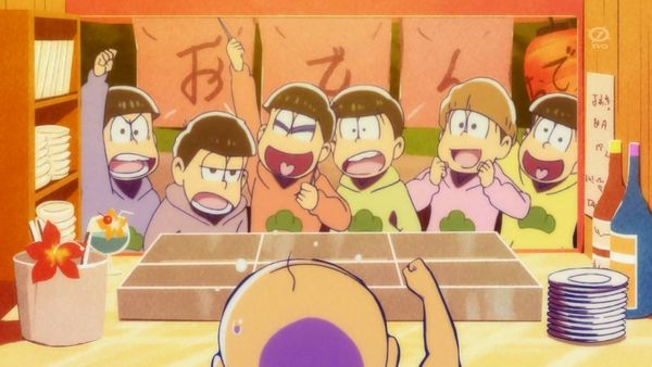 『おそ松さん』第15話Bパート「チビ太の花のいのち」【アニメ感想】_31375
