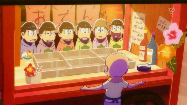 『おそ松さん』第15話Bパート「チビ太の花のいのち」【アニメ感想】_31377