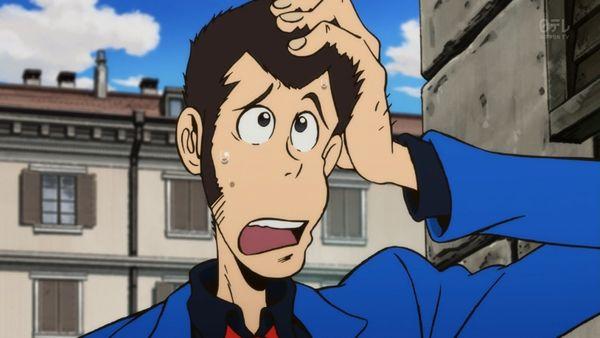 『ルパン三世2015 (新シリーズ)』第15話「ハイスクール潜入大作戦!」【アニメ感想】_31801