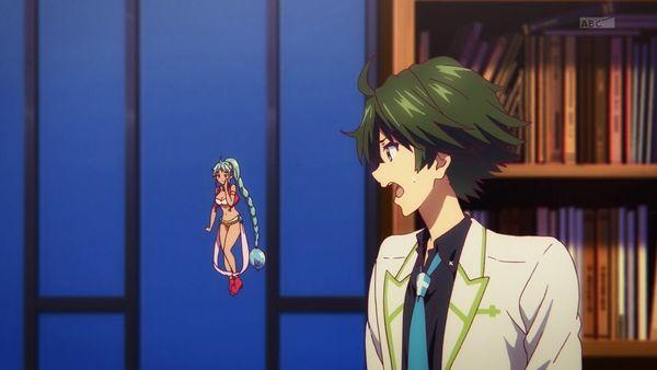 『無彩限のファントム・ワールド』第3話「記憶コピペ作戦」【アニメ感想】_32322