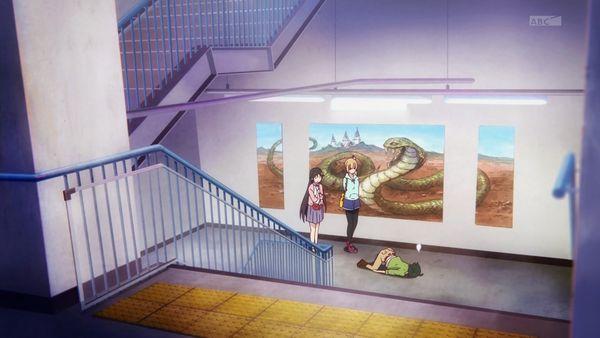『無彩限のファントム・ワールド』第3話「記憶コピペ作戦」【アニメ感想】_32332