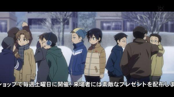『僕だけがいない街』第3話「痣」【アニメ感想】_32456