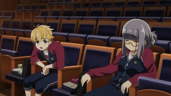 『ハルチカ』第3話「退出ゲーム」【アニメ感想】_32842