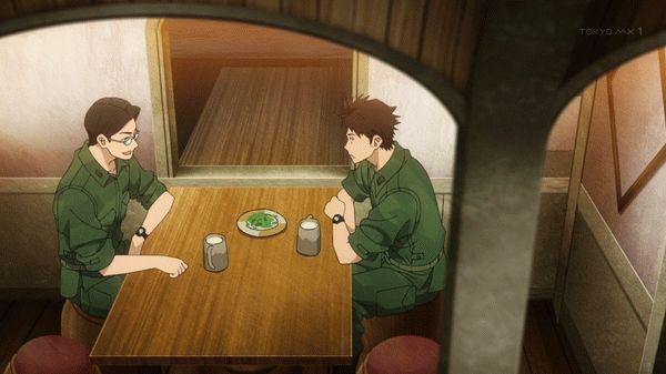 『GATE』第15話「テュカ・ルナ・マルソー」【アニメ感想】_33345