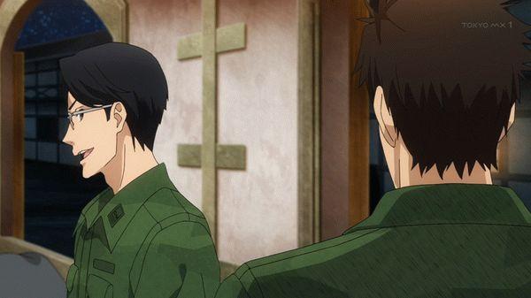 『GATE』第15話「テュカ・ルナ・マルソー」【アニメ感想】_33351