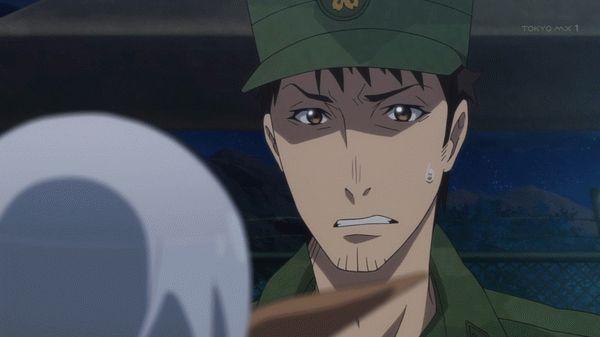 『GATE』第15話「テュカ・ルナ・マルソー」【アニメ感想】_33365