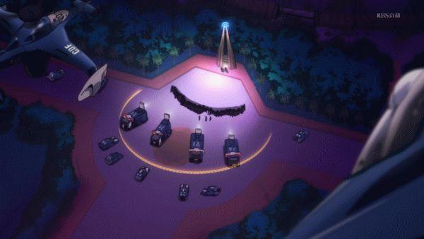 『紅殻のパンドラ』第3話「偽装空間-テラリウム-」【アニメ感想】_33446