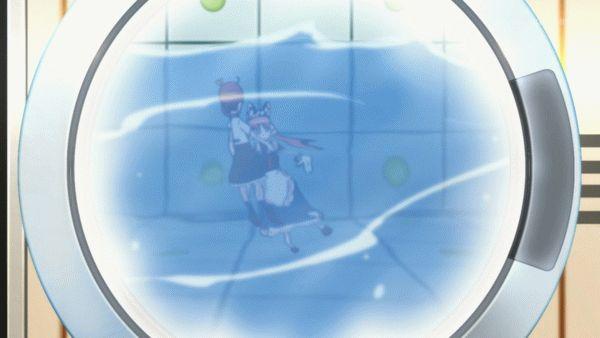 『紅殻のパンドラ』第3話「偽装空間-テラリウム-」【アニメ感想】_33459