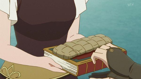 『赤髪の白雪姫』第14話「守る瞳、進む瞳」【アニメ感想】_33781