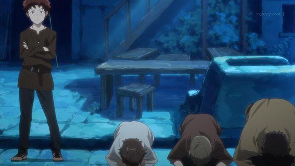 『灰と幻想のグリムガル』第3話「ゴブリン袋には俺たちの夢がつまっているか」【アニメ感想】_34179