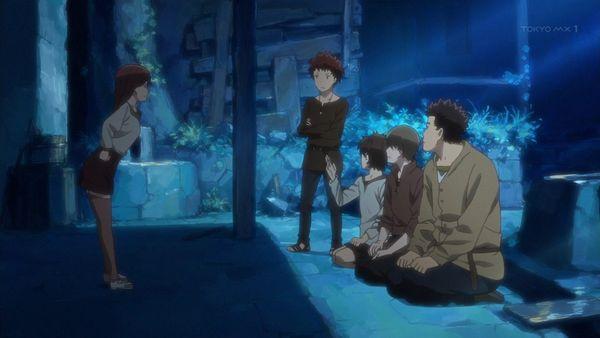 『灰と幻想のグリムガル』第3話「ゴブリン袋には俺たちの夢がつまっているか」【アニメ感想】_34180