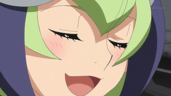 『ディメンションW』第3話「ナンバーズを追え」【アニメ感想】_34544